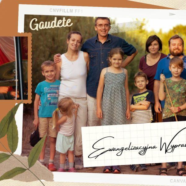 Rusza kolejna Ewangelizacyjna Wyprawa Rodzin