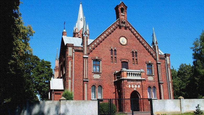 Kościół w Dobrej