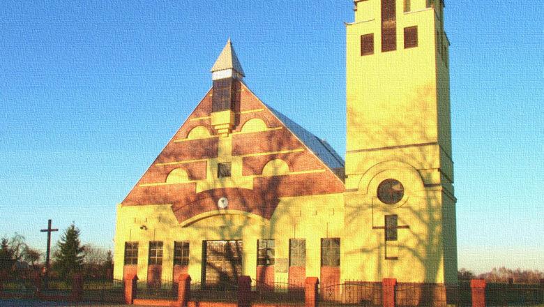 Kościół w Grabnie