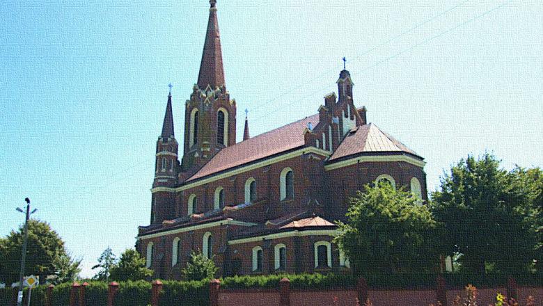 Kościół w Solcy Wielkiej