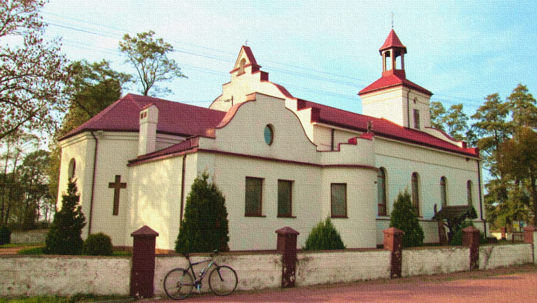 Kościół w Woli Kamockiej