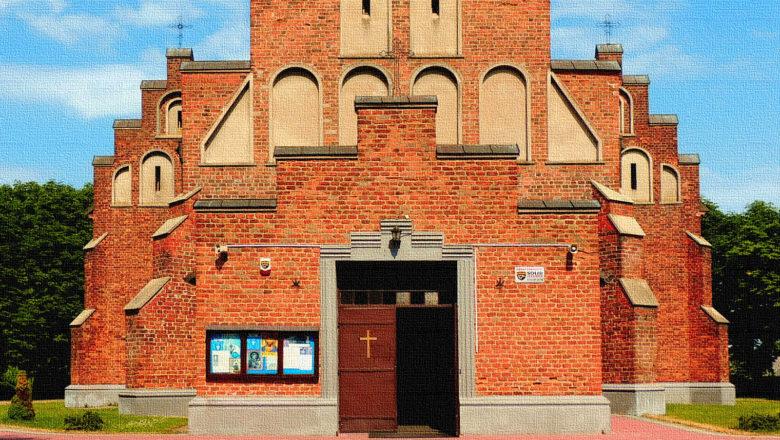 Kościół w Bratoszewicach