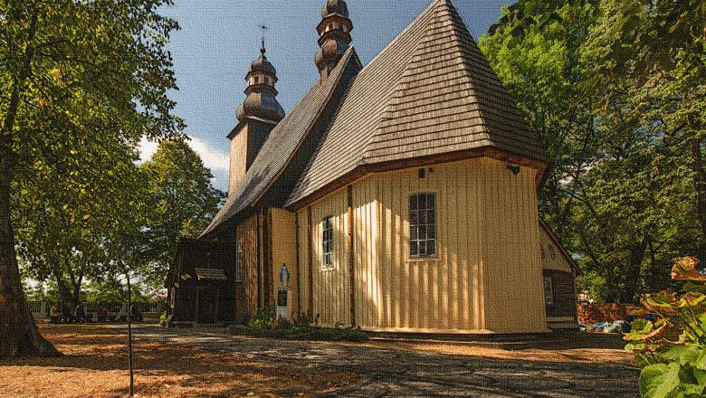 Kościół w Stróży