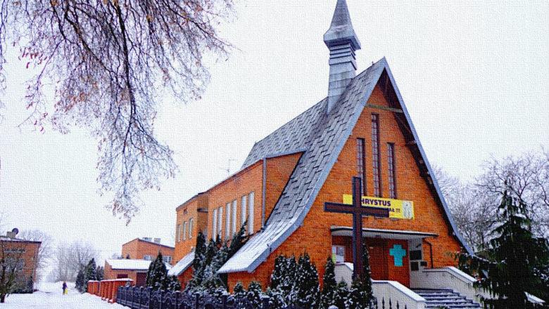 Kościół w Łaskowicach