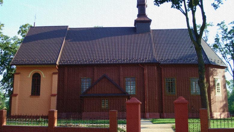 Kościół w Leźnicy