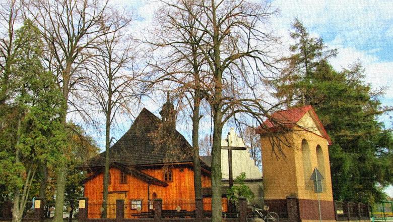 Kościół w Modlnej