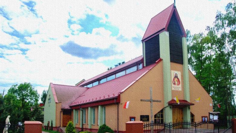 Kościół w Wiewiórczynie